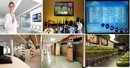 Your business with digital signage displays. Your digital displays will run your buisness better