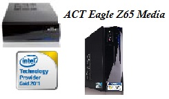 ACT Eagle Digital Media System